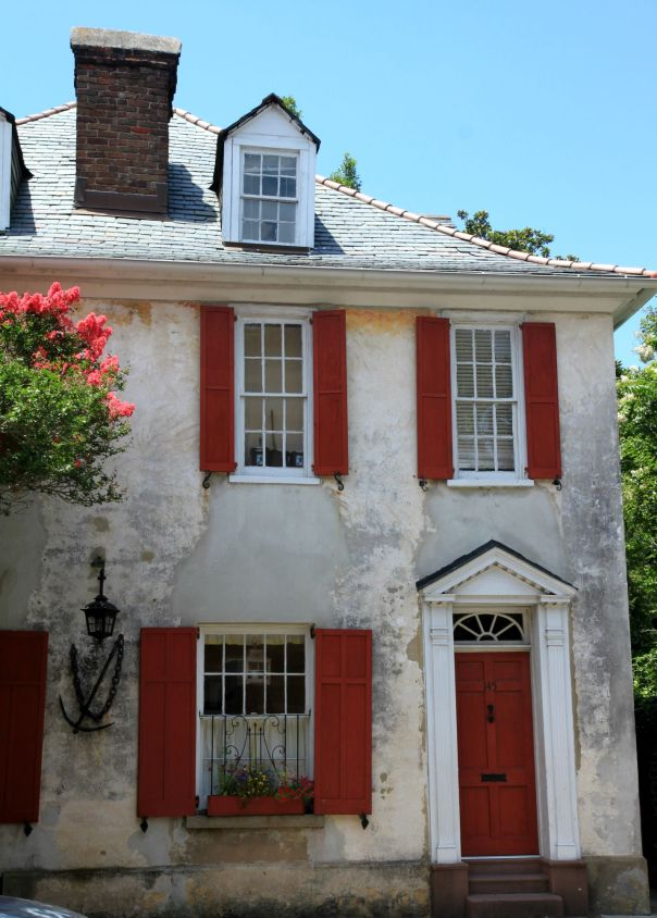 Historic Charleston Home on Stronglikemycoffee.com