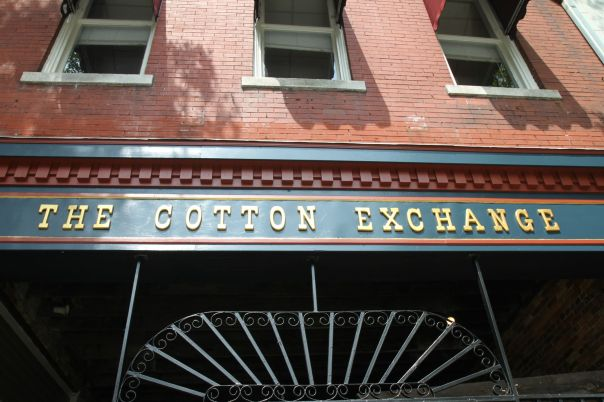 The cotton Exchange Wilmington NC  Stronglikemycoffee.com