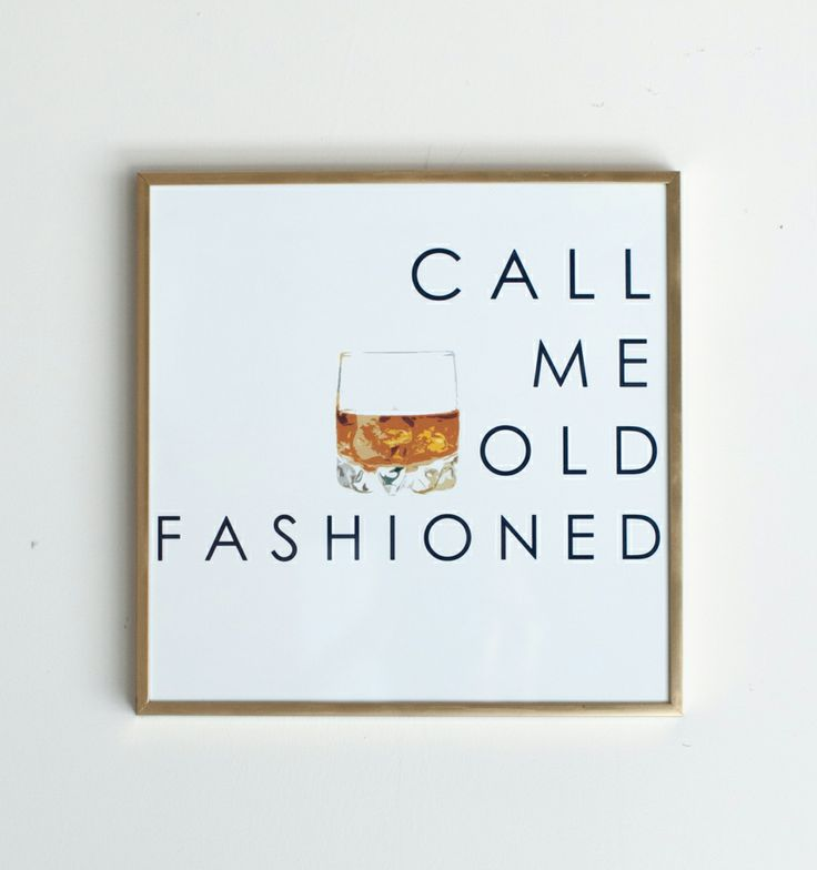 Call Me Old Fashioned Quote Strong Like My Coffee