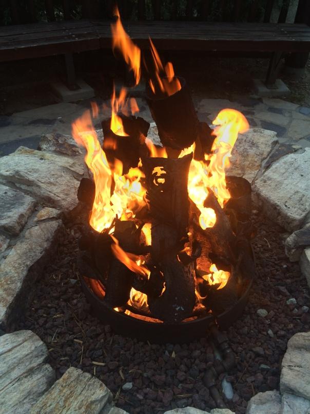 Campfire Mammoth Lakes | Stronglikemycoffee.com