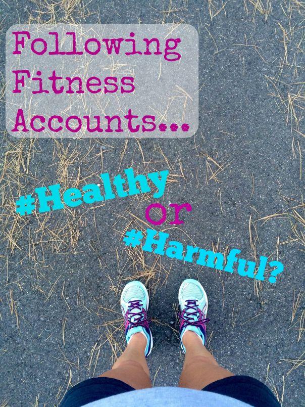 New Blog Post Following Fitness Accounts on Social Media Healthy or Harmful Stronglikemycoffee.com
