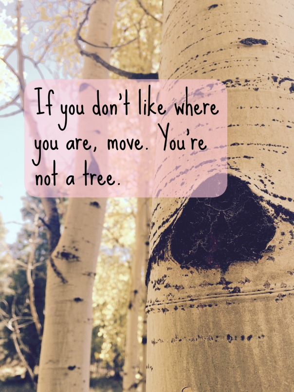 Move tree quote