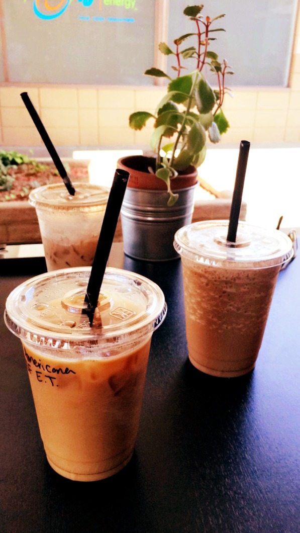 Ice Coffee Trio Stronglikemycoffee.com