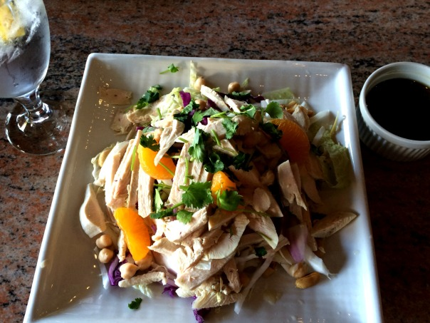 Asian Chicken Salad Stronglikemycoffee.com