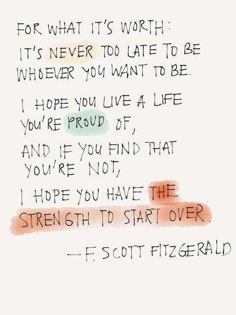 Fresh Start Quote 1