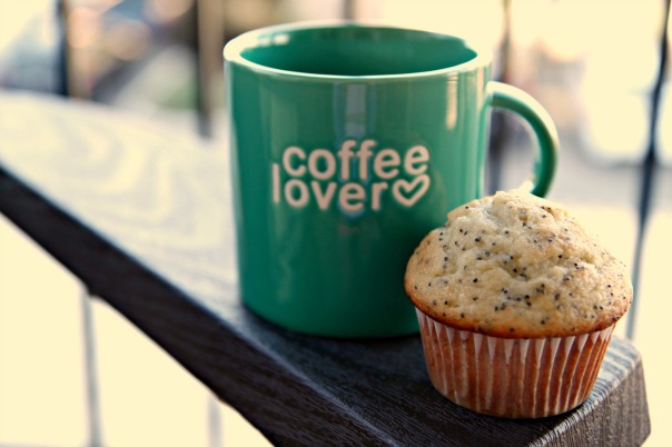 Monday Morning Muffin and Coffee New Blog Post Stronglikemycoffee.com