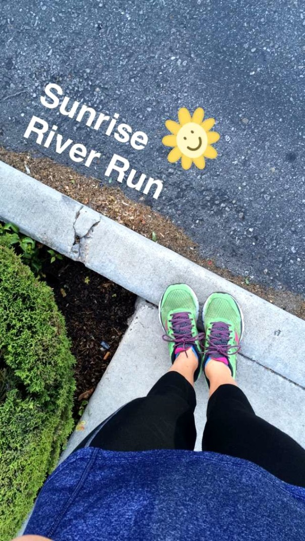 Sunrise River Run Stronglikemycoffee.com
