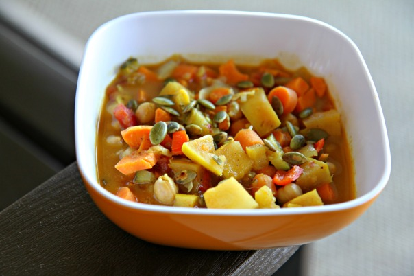 Sweet Potato Curry Recipe on Stronglikemycoffee.com