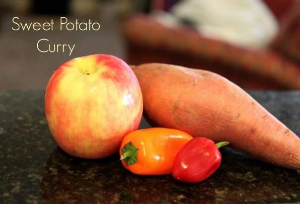 Sweet Potato Curry Recipe Stronglikemycoffee.com
