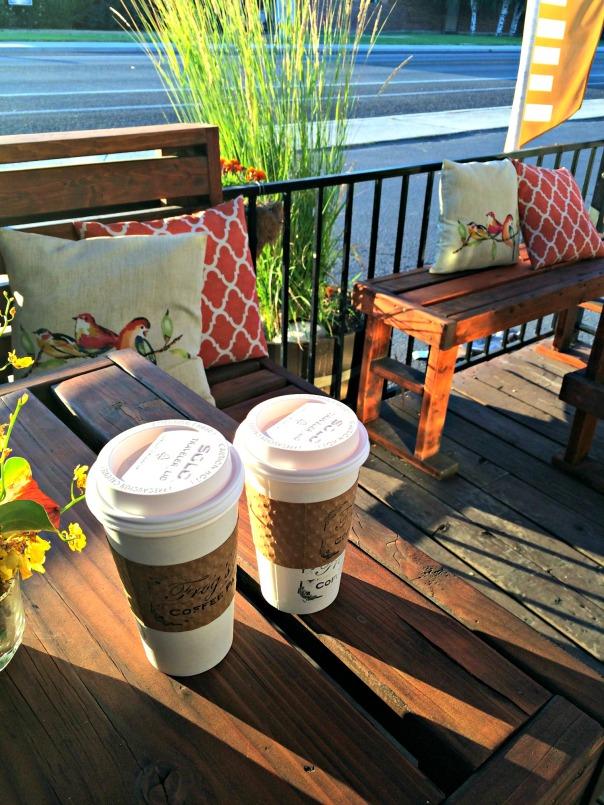 Country Coffee Shop Frogs Fix Stronglikemycoffee.com