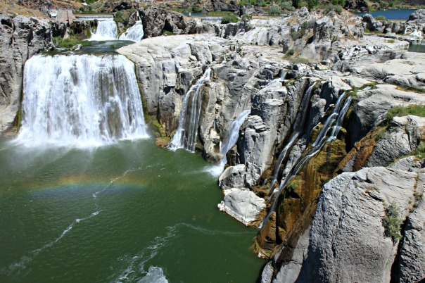 Shoshone Falls Idaho Vacation Stronglikemycoffee.com