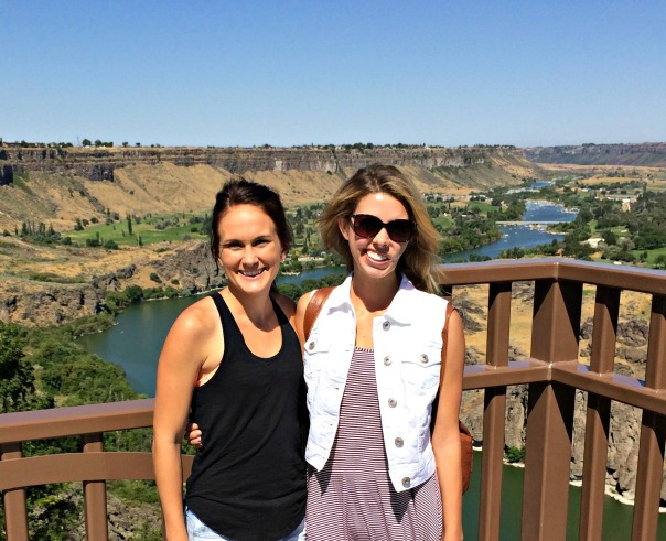 Shoshone Falls Snake River Lookout Stronglikemycoffee.com